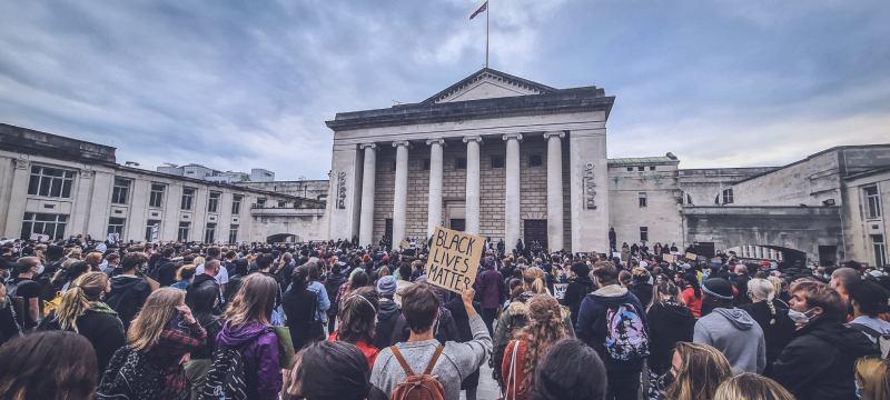 black lives matter | Donald Trump News