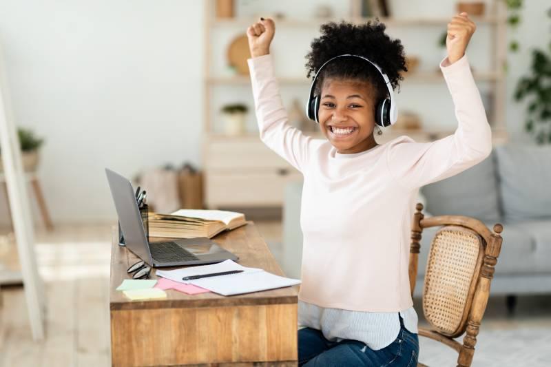 Online Students Achieve Goals